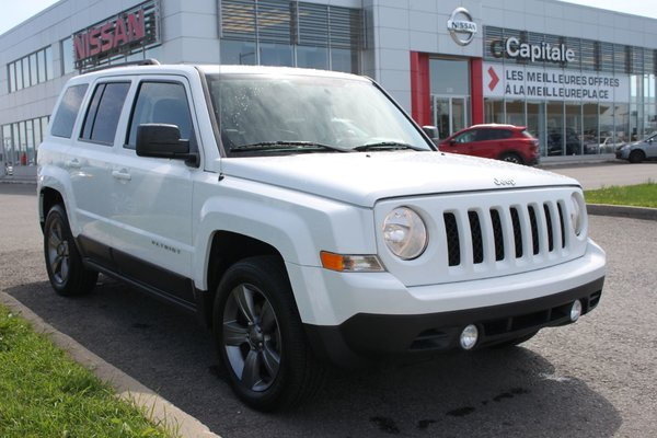 Jeep Patriot AUTO*HIGH ALTITUDE*CUIR*TOIT*MAG*CRUISE* 2014