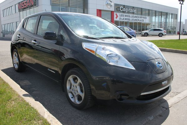 Nissan Leaf SV*GPS*MAG*BANCS CHAUFFANTS*PUSH START* 2015