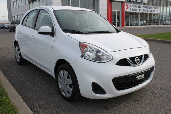 Nissan Micra SV*AUTO*BLUETOOTH*AIR CLIM* 2016