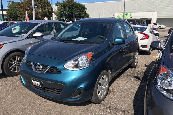 Nissan Micra SV*AUTO*AIR CLIMATISE*BLUETOOTH 2017