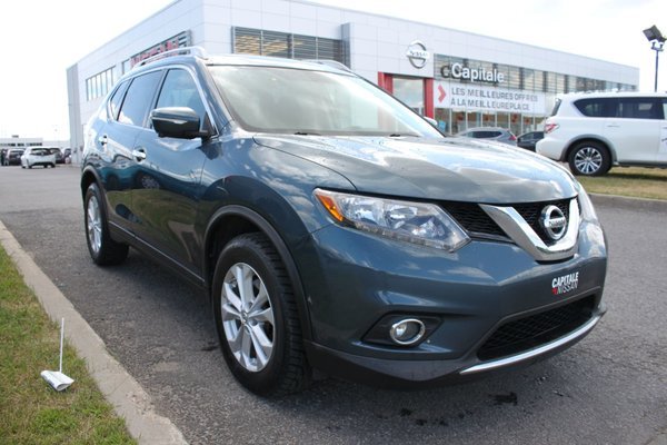 Nissan Rogue SV*AUTO*GPS*MAG*7 PASSAGERS! 2014