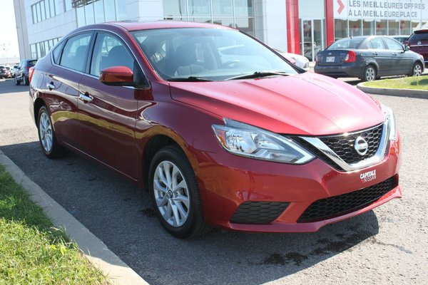 Nissan Sentra SV*AUTO*CAMERA*TOIT OUVRANT*MAG* 2016