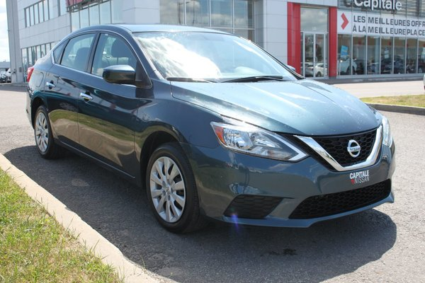 Nissan Sentra S*AUTO*BLUETOOTH*AIR CLIMATISE* 2017