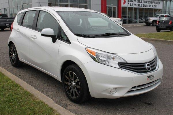 Nissan Versa Note SV*AUTO*GARANTIE PROLONGEE INCLUSE! 2014
