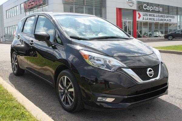 Nissan Versa Note SL*AUTO*GARANTIE*GPS*CAMERA360*BANCS CHAUFFANTS! 2017