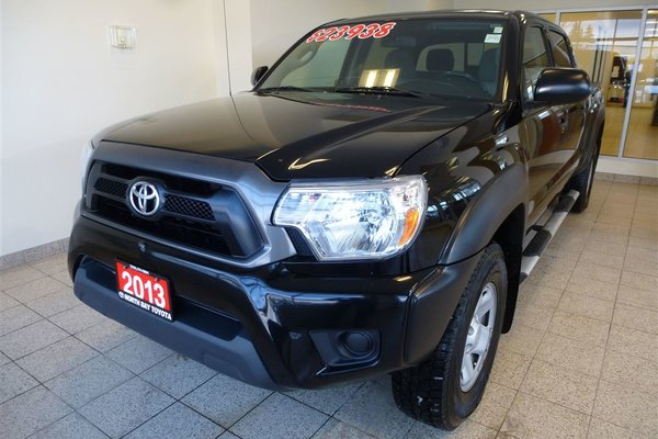 2013 Toyota Tacoma Double CAB V6