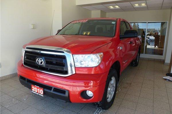 2010 Toyota Tundra DBL CAB SR5