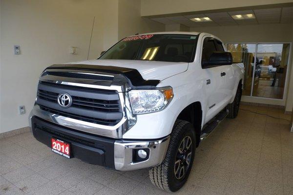 2014 Toyota Tundra TRD DBL CAB 5.7L 4X4