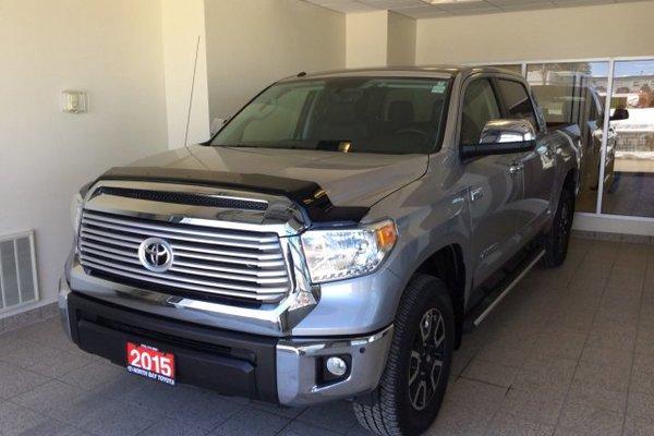 2015 Toyota Tundra 4WD Crewmax 146 5.7L Limited