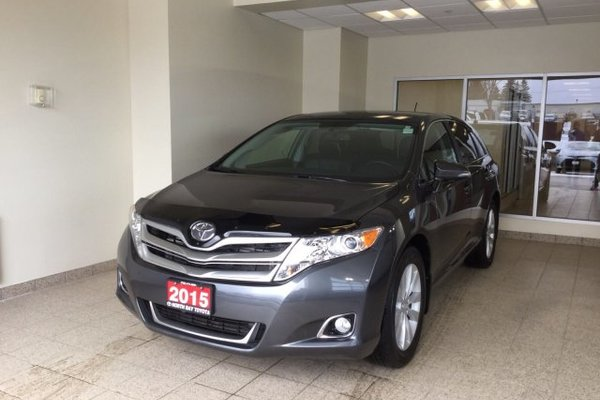 2015 Toyota Venza 4dr Wgn AWD