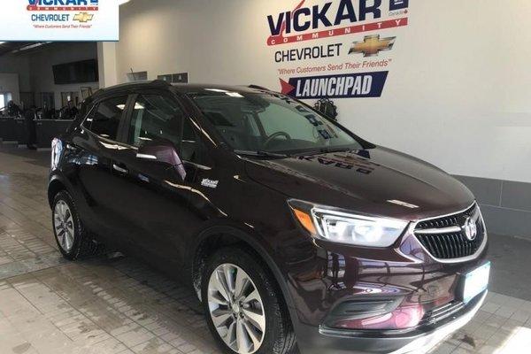 2018 Buick Encore FWD, REAR VIEW CAMERA, BLUETOOTH, ALUMINUM WHEELS  - $153.42 B/W
