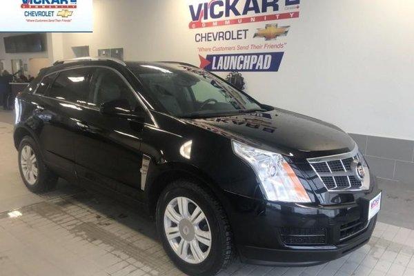 2010 Cadillac SRX Luxury  - $171.51 B/W