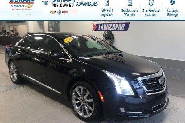 2017 Cadillac XTS LEATHER INTERIOR, BOSE AUDIO, BLUETOOTH !!!   - $174.30 B/W