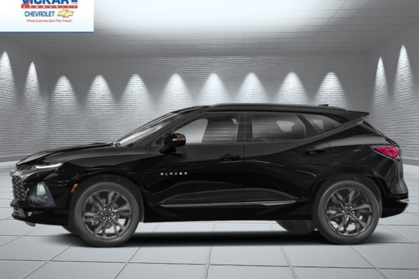 New 2019 Chevrolet Blazer RS Black for sale - $55875.0 | #KT7968 | Vickar Community Chevrolet ...