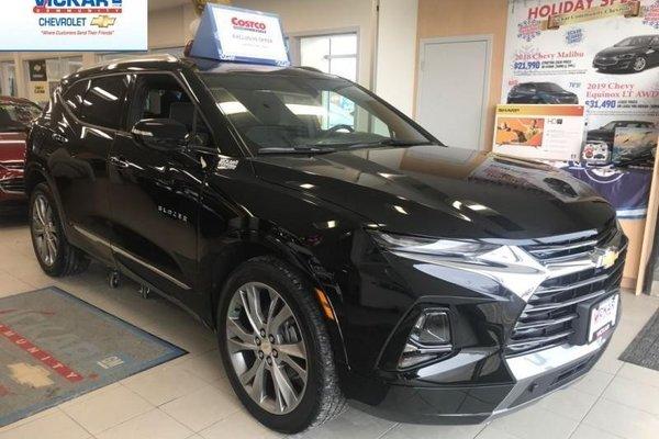 2019 Chevrolet Blazer Premier  - $362.58 B/W
