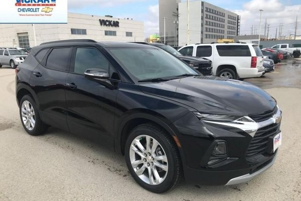 2019 Chevrolet Blazer True North  - $326.66 B/W