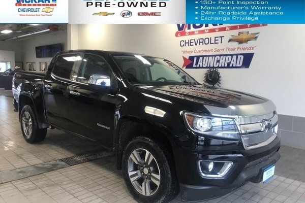 2016 Chevrolet Colorado LT  - $235.84 B/W