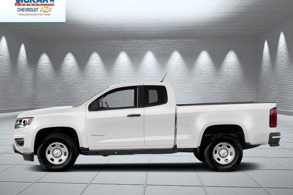 2018 Chevrolet Colorado Work Truck  -  Towing Package - $198.31 B/W