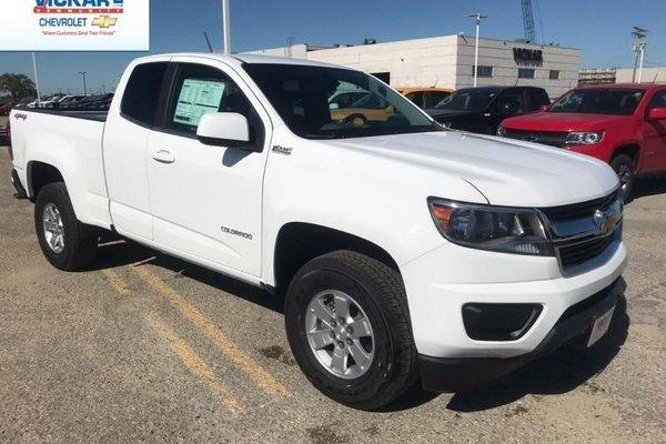 2018 Chevrolet Colorado Work Truck  - $225.12 B/W