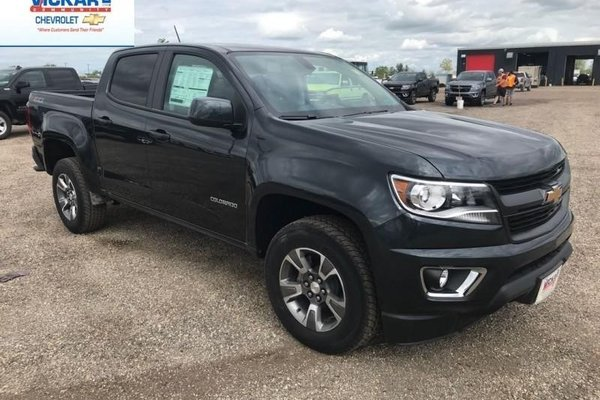 2018 Chevrolet Colorado Z71  - $236.82 B/W