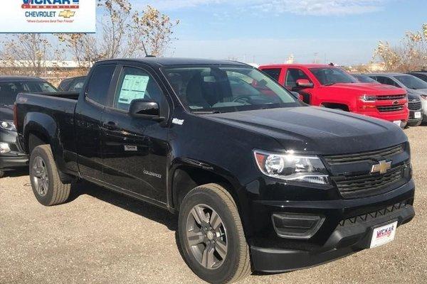 2018 Chevrolet Colorado Work Truck  - $212.64 B/W