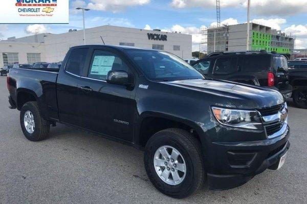 2018 Chevrolet Colorado Work Truck  - $225.88 B/W
