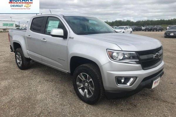 2018 Chevrolet Colorado Z71  - $278.65 B/W