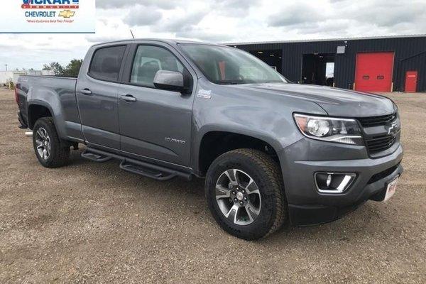 2018 Chevrolet Colorado Z71  - $272.35 B/W