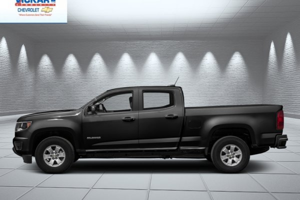 2018 Chevrolet Colorado Work Truck  -  Towing Package - $211.96 B/W