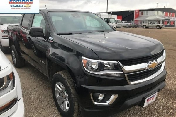 2018 Chevrolet Colorado LT  - $278.27 B/W