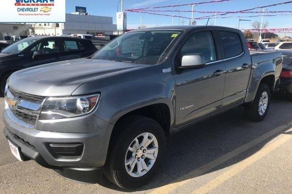 2018 Chevrolet Colorado LT  - $224.48 B/W