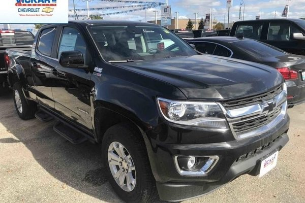 2018 Chevrolet Colorado LT  - $262.90 B/W