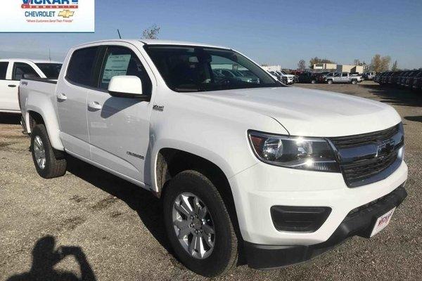 2018 Chevrolet Colorado LT  - $221.32 B/W