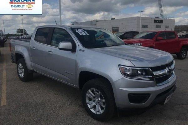 2018 Chevrolet Colorado LT  - $225.22 B/W