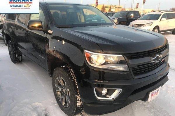 2018 Chevrolet Colorado Z71  - Bluetooth -  Heated Seats - $251.50 B/W