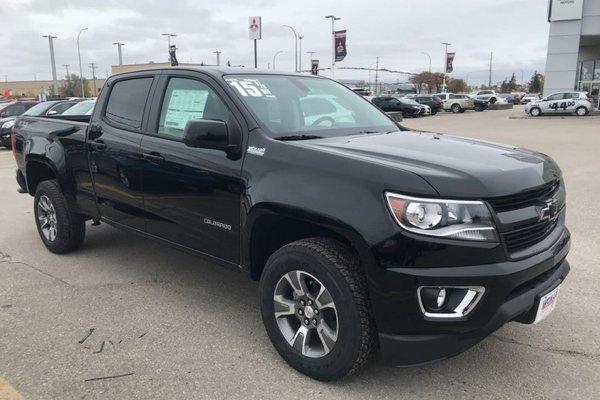 2018 Chevrolet Colorado Z71  - $249.90 B/W