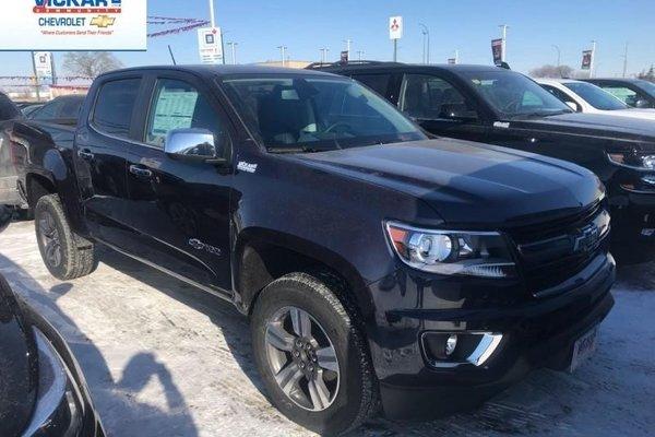 2018 Chevrolet Colorado Z71  - Bluetooth -  Heated Seats - $306.93 B/W