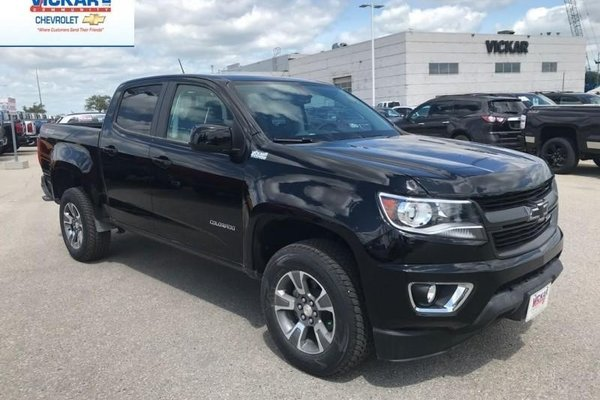 2018 Chevrolet Colorado Z71  - $235.43 B/W