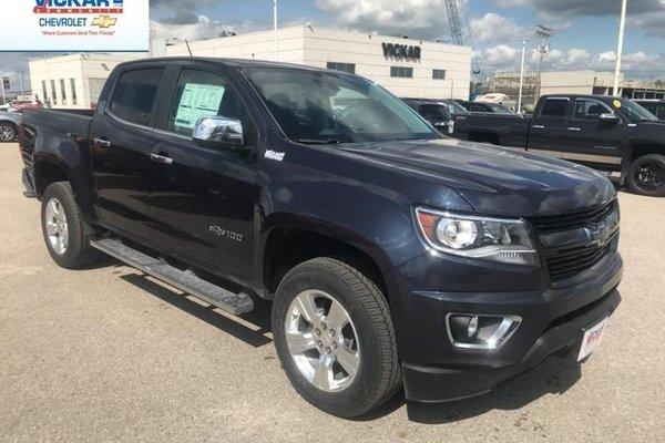 2018 Chevrolet Colorado Z71  - $286.48 B/W