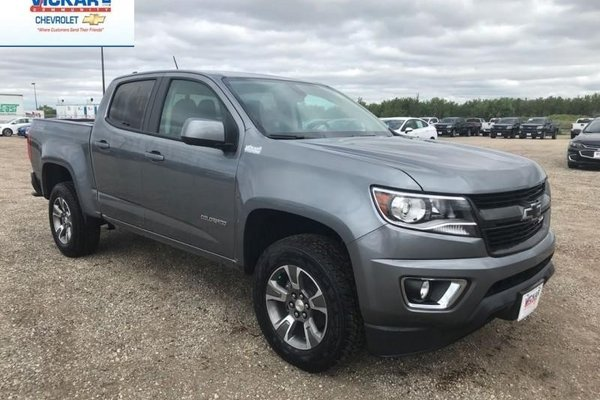 2018 Chevrolet Colorado Z71  - $238.59 B/W