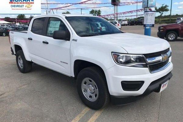 2018 Chevrolet Colorado Work Truck  - $236.75 B/W