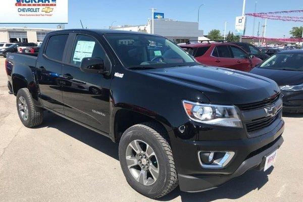 2018 Chevrolet Colorado Z71  - $243.91 B/W