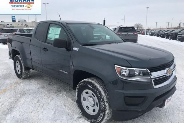 2019 Chevrolet Colorado WT  - $202.86 B/W
