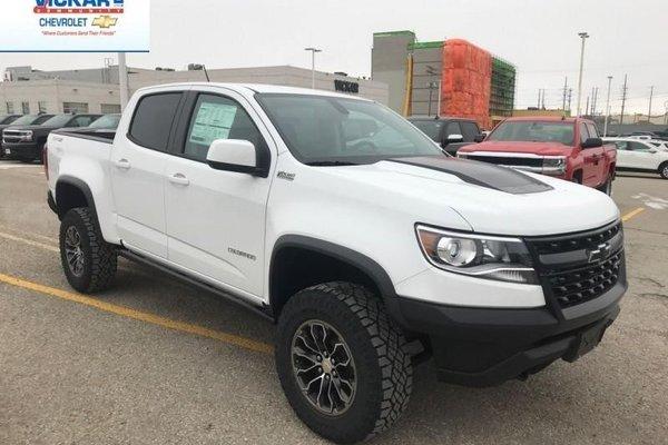 2019 Chevrolet Colorado ZR2  - $305.34 B/W