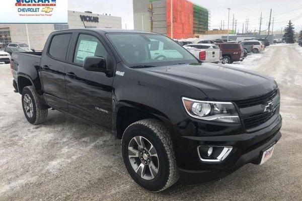 2019 Chevrolet Colorado Z71  - $268.54 B/W
