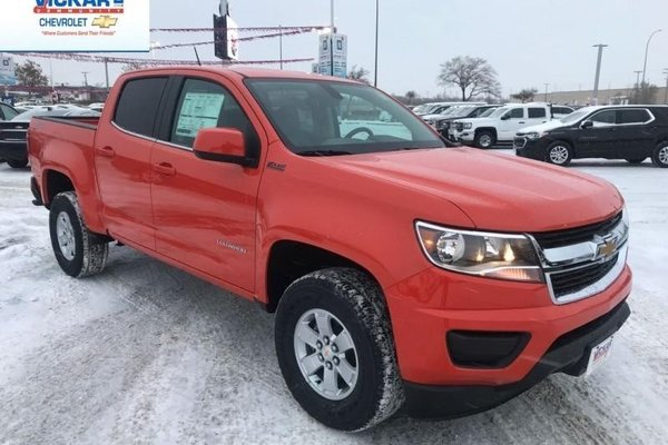 2019 Chevrolet Colorado WT  - $235.06 B/W