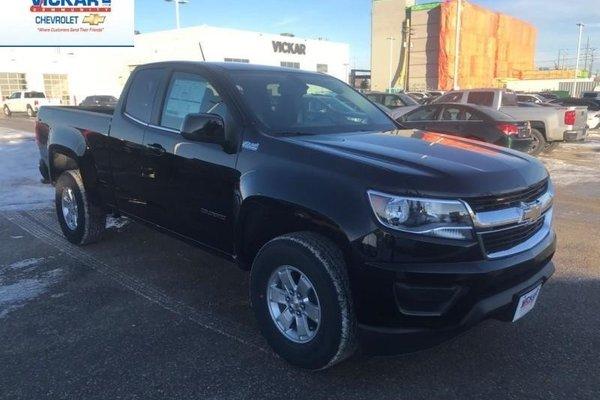 2019 Chevrolet Colorado WT  - $206.24 B/W
