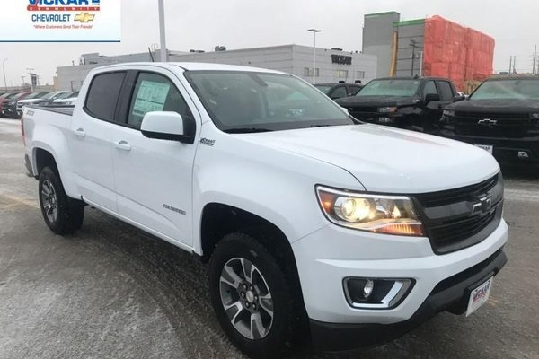 2019 Chevrolet Colorado Z71  - $261.92 B/W