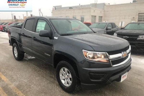 2019 Chevrolet Colorado WT  - $230.80 B/W