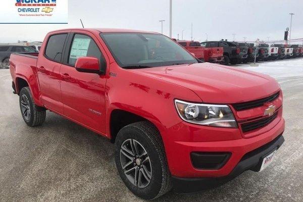 2019 Chevrolet Colorado WT  - $239.13 B/W